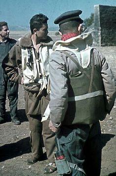 Piloti italiani della caccia.