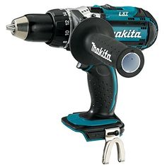 Makita Lxt Lithium-ion Cordless Driver-drill (tool Only) Cordless Drill Reviews, Cordless Tools, Makita Tools, Cloud Mobile, Impact Driver, Work Tools, Drill Driver, Metal Gear, Online Shopping Stores