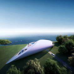 Shell Villa - Zaha Hadid Architects