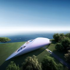Shell Villa - Zaha Hadid Architects