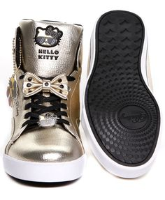 Pastry Sneakers x Hello Kitty 2012 Collection