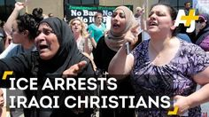 ICE just arrested about 40 Iraqi Christians. They fear persecution back home if  #news #alternativenews