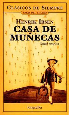 tapa del libro: Casa de Muñecas