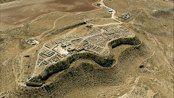 Azaila, Teruel. Yacimiento ibero celta romano Cabezo de Alcalá