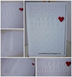 made with love by kme: Happy birthday