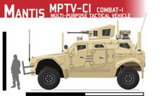Mantis MPTV-Combat I by Afterskies
