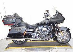 "eBay: Harley-Davidson Touring 2011 Harley Davidson FLTRUSE Screamin' Eagle 110"" CVO Road Glide Ultra Stunning! #harleydavidson"