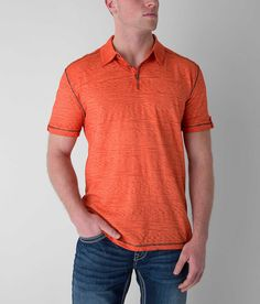 BKE Movin' Out Polo - Men's Shirts/Tops | Buckle