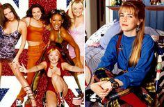Íconos de la moda en los 90s