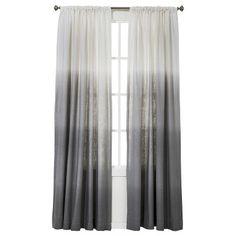 """Threshold™ Ombre Stripe Window Panel - come in 95"""""""