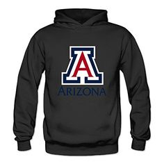BOOMY University Of Arizona Womens Hooded Sweatshirt SizeXL >>> Check out this great product.