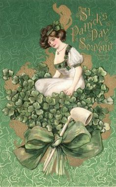 Vintage St. Patrick's Day Cards