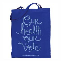 Our Health, Our Vote ($25)