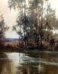Pekel Watercolor | Grampians‏ by Herman Pekel: Inspiration, Herman Pekel, Contemporary ...