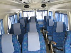 12 Seater Tempo Traveller on rent in Delhi | Tempo Traveller in Delhi