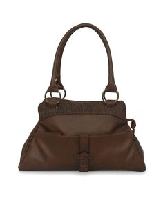 Webster moly rust - A woody rust toned bag by Baggit