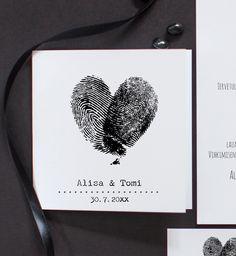 Oikeesti yhdessä, kutsukortti | | Calligraphen.fi Save The Date, Wedding Invitations, Wedding Inspiration, Grass, Graduation, Prom, Diy, Fantasy, Fiestas