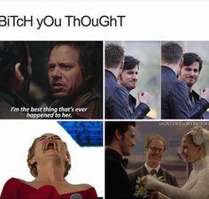 exactly: I love Neil but....I ship captainswan.....