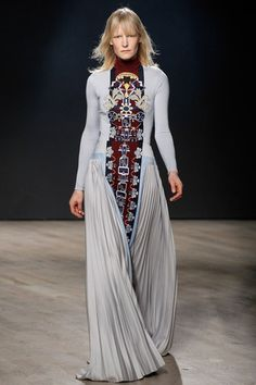 Mary Katrantzou Fall 2014 Ready-to-Wear Collection Slideshow on Style.com