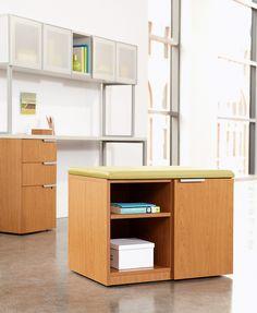 HON Voi Laminate Desking. Learn more at www.hon.com.