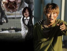 The Host (Korean)  Possibly the best introduction scene to a monster ever. It's definitely my favorite.