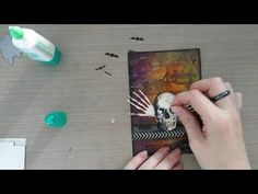 MbS Skeleton Hands card - YouTube
