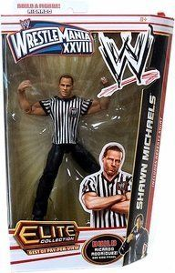 Mattel WWE Wrestling Exclusive Wrestlemania 28 Elite Best of Pay Per View Action Figure Shawn Michaels [Ricardo Rodriguez Build-a-Figure] by Mattel. $36.99. WWE TRU PPV HQ ELITE AST. The best of the WWE Pay-Per-View Elite collection features highly detailed action figures with authentic ring attire from some of the best Pay-Per-View matches in history! Figures offer more than 20 points of articulation with authentic detail and gear like masks, jackets and costumes fr...