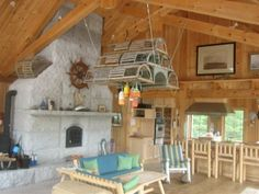 Deer Isle - Stonington Lodge Rental: Spruce Island - A Private Island For Large Or Small Gatherings | HomeAway 7+7  375.00