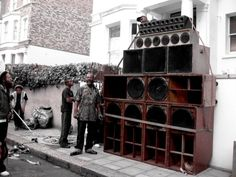 Channel One Sound System at Notting Hill Carnival