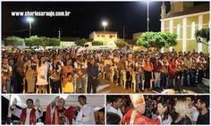 Santa Filomena Atual: Paróquia Nossa Senhora dos Remédios celebra Sacram...