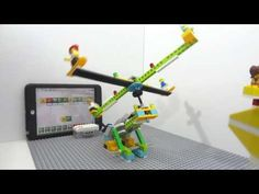 WeDo 2 0 Carrusel - YouTube