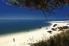 plus belles plages de la région de Lisbonne - Plage de la Figueirinha