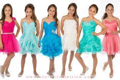 Jessica Vestidos #fiesta #gala #moda #drees #vestidos #juniors #graduación #graduaciones #mexico #DF #15Años #fifteen #graduation #ropa #cool #vestido #corto #color #coleccion #2015