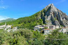 SL15 - Sisteron, quartier et rocher de la Baume - Alpes de Haute Provence 04
