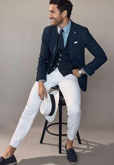 0d3185105c83 Look 2 - Ciao Roma - Noah Mills - EDITORIAL - México Mexico Männer Kleidung
