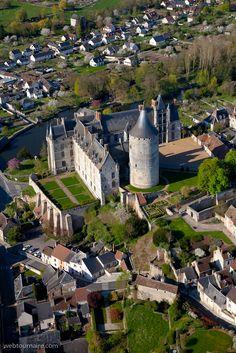 ✈️ Photo aérienne de : Châteaudun - Eure-et-Loir (28)