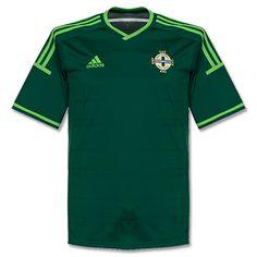 Adidas Northern Ireland Home Shirt 2014 2015 Northern Ireland Home Shirt 2014 2015 http://www.comparestoreprices.co.uk/football-shirts/adidas-northern-ireland-home-shirt-2014-2015.asp