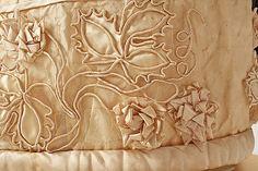 Dress Date: ca. 1822 Culture: British Medium: silk Dimensions: Length at CB: 50 1/4 in. (127.6 cm)