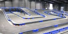 New England Facility Promises to Be the Biggest Indoor Karting Track Ever