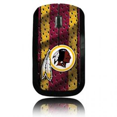 Team Promark: Wireless Mouse NFL - Washington Redskins. Find your team @ ReadyGolf.com