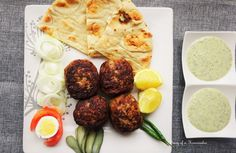 Diary of a Homemaker Delicious Home cooked Recipe Collection: Gola Kebab