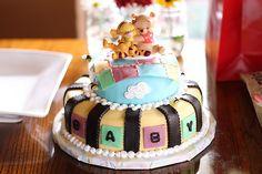 Pooh Bear cake :-)