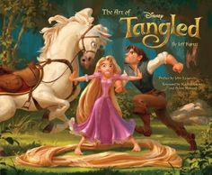 The Art of Tangled. This is a must have!! For me.