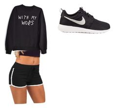 """""""Untitled #37"""" by brooklyen on Polyvore featuring NIKE"""
