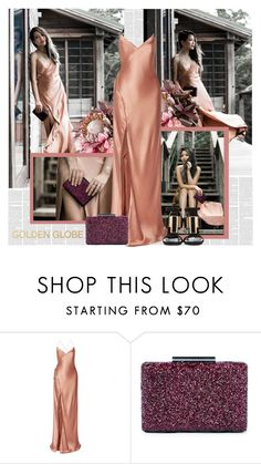"""""""60 Second Style: Golden Globes"""" by bklana ❤ liked on Polyvore featuring Guide London, Mason by Michelle Mason, Sole Society, Yves Saint Laurent, RedCarpet, GoldenGlobes, maxidresses and bklana"""