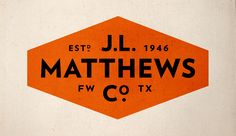 J.L. Matthews Rebrand - Schaefer Advertising Co.