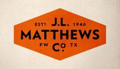 J.L. Matthews Rebrand - Schaefer Advertising Co.