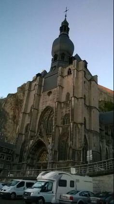 Cathedral Dinant Belgium