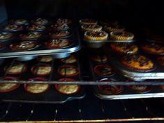 En el horno