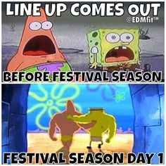 Gotta get festival fit :) Coming Out, Lineup, Dj, Family Guy, Seasons, Humor, Guys, Memes, Funny